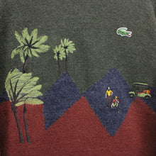 Load image into Gallery viewer, CHEMISE LACOSTE 90s Knit Sweatshirt | Large