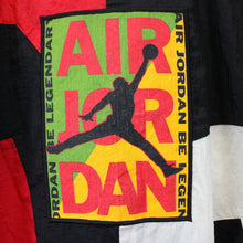 Load image into Gallery viewer, NIKE AIR JORDAN 90s Track Top Multicolour | Medium