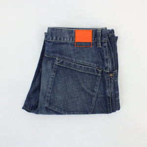 HUGO BOSS Denim Jeans Blue | W32 L34