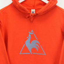 Load image into Gallery viewer, LE COQ SPORTIF Hoodie Orange | Large