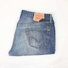 Load image into Gallery viewer, LEVIS 501 Jeans Blue | W36 L36