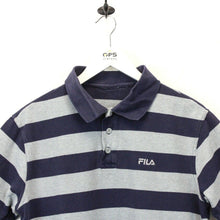 Load image into Gallery viewer, FILA 00s Polo Shirt Grey | Medium