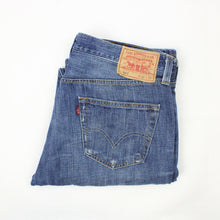 Load image into Gallery viewer, LEVIS 501 Jeans Blue | W34 L32