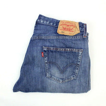 Load image into Gallery viewer, LEVIS 501 Jeans Blue | W36 L34