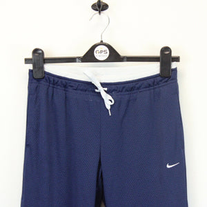 Womens NIKE Joggers Navy Blue | XS