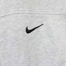 Load image into Gallery viewer, Vintage NIKE TEAM Hoodie Grey | Medium