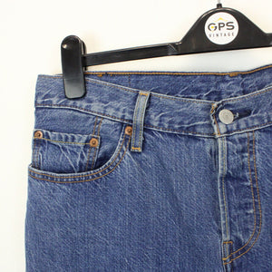 Womens LEVIS 501 CT Jeans Blue | W34 L30