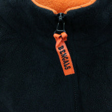Load image into Gallery viewer, NFL Cincinnati BENGALS Fleece Black | Large