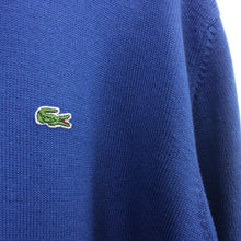 Load image into Gallery viewer, LACOSTE Knit Jumper Blue | XXL