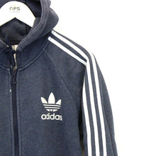 Load image into Gallery viewer, ADIDAS Hoodie Navy Blue | Small