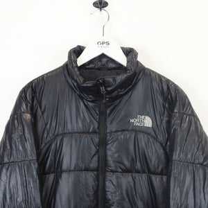 THE NORTH FACE Puffer Jacket Black | Large