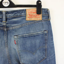 Load image into Gallery viewer, LEVIS 501 Jeans Blue | W36 L32