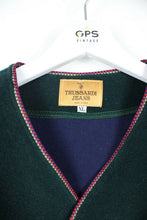 Load image into Gallery viewer, Vintage TRUSSARDI Cardigan Green | XL