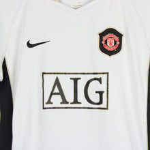 Load image into Gallery viewer, NIKE MANCHESTER UNITED Shirt White | XS