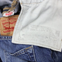 Load image into Gallery viewer, LEVIS 501 Jeans Blue | W34 L26