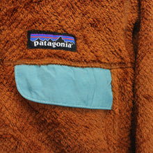 Load image into Gallery viewer, Womens PATAGONIA Fleece Brown | Small