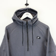 Load image into Gallery viewer, NIKE Hoodie Grey | Small