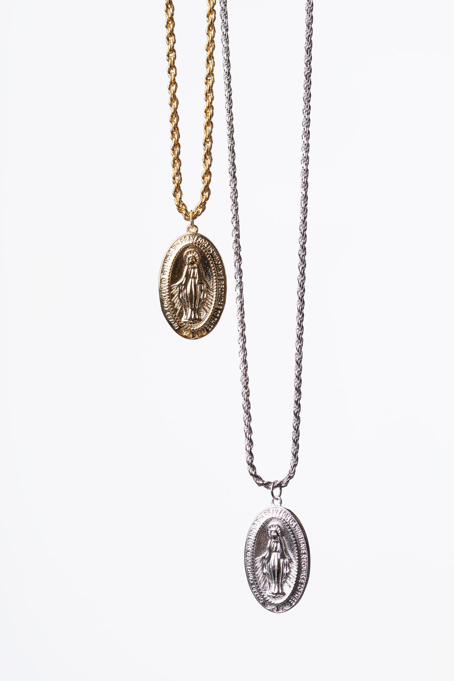 Saint Mary Necklace