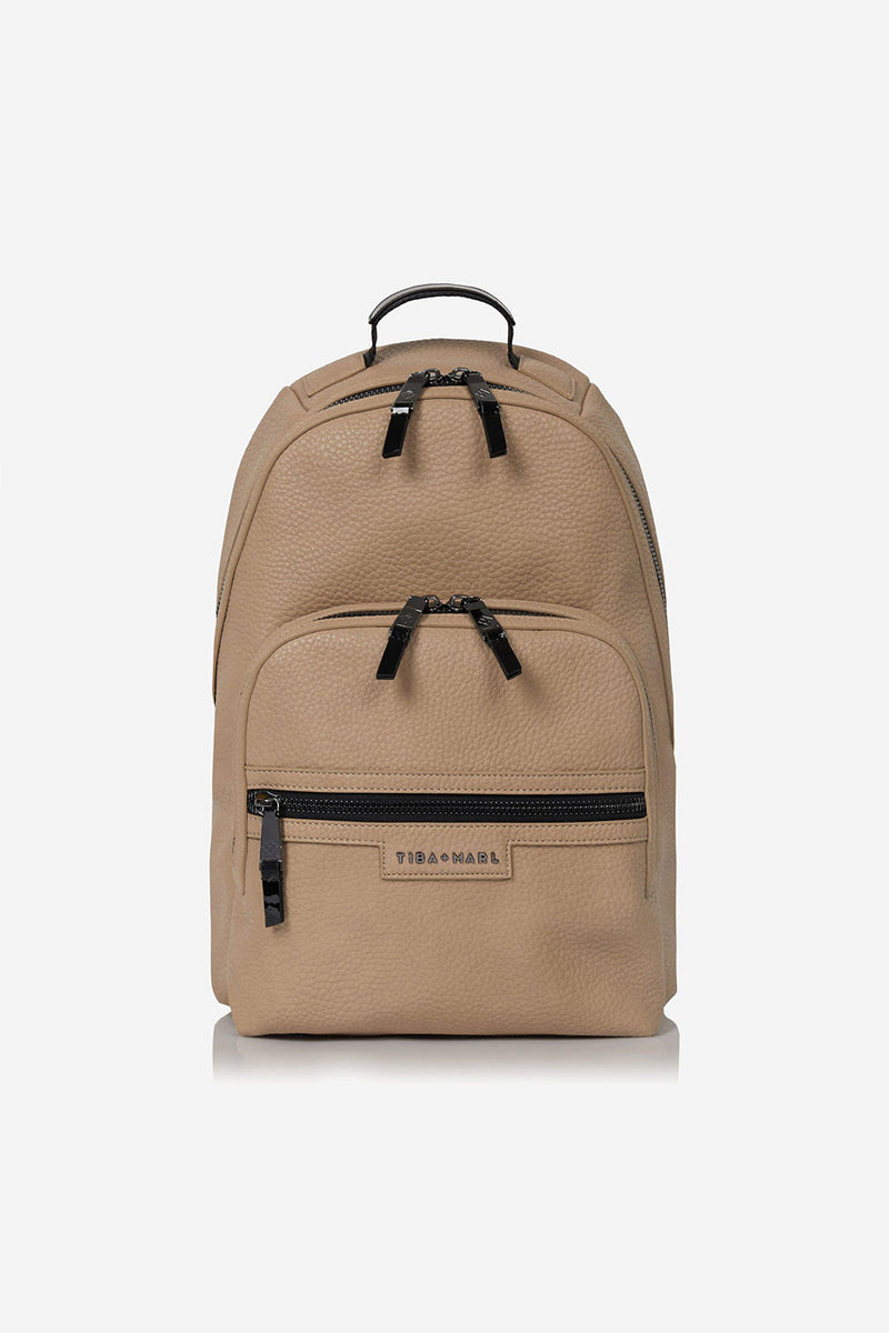 Elwood Changing Backpack Taupe