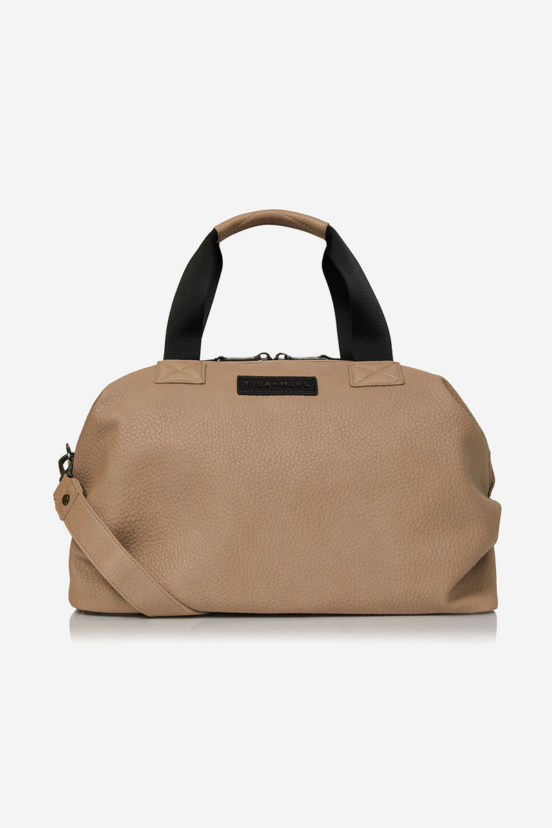 Raf Holdall Changing Bag Taupe