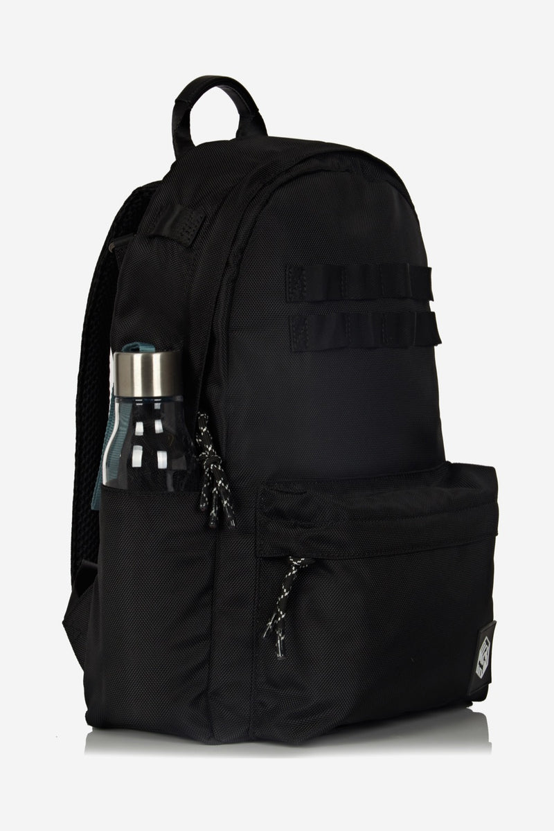 Concept Eco Changing Backpack Black