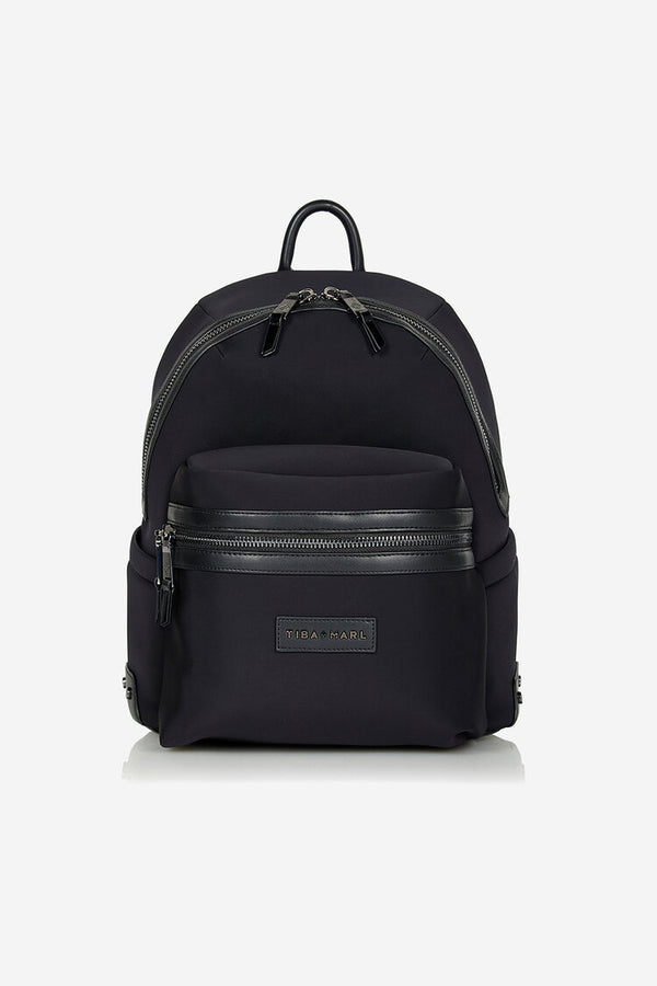 T+M x Farfetch Miller Changing Backpack Black Scuba