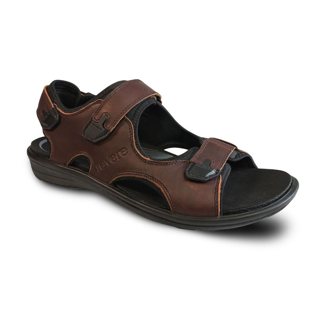 Montana 2 Back Strap Sandal Whiskey