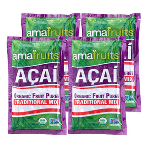 Acai Traditional Mix Fruit Packs