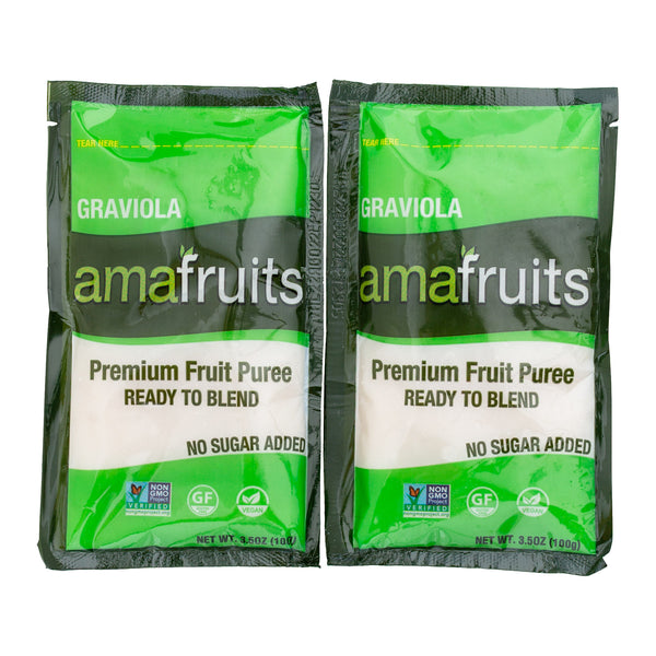 Graviola Fruit Packs