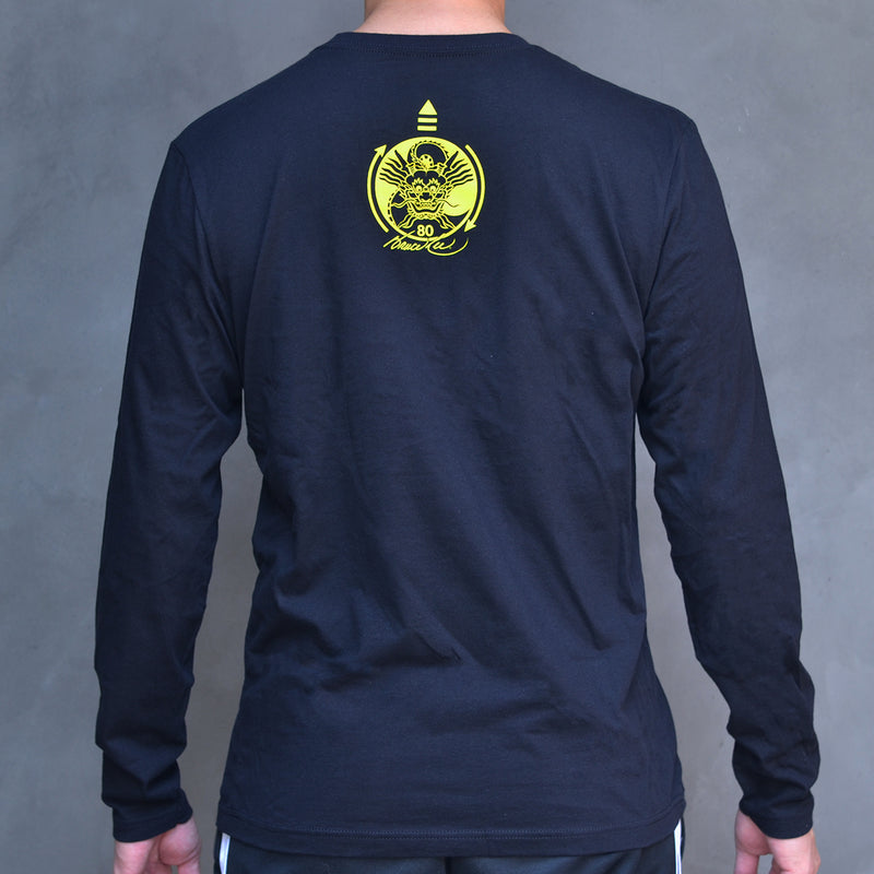 Bruce Lee - Refuse to Stay Down - Longsleeve