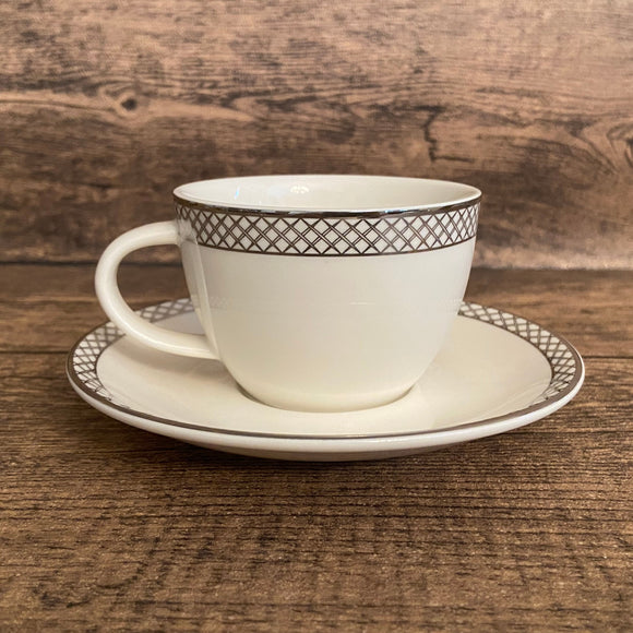 Millenia - Cup and Saucer