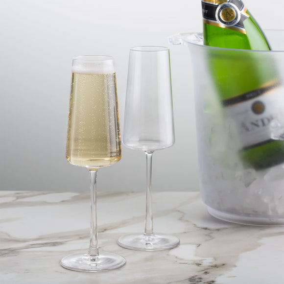 POWER - Champagne Flute (Box of 6)