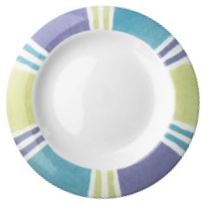 Candy Stripe Dinner Plate 27cm