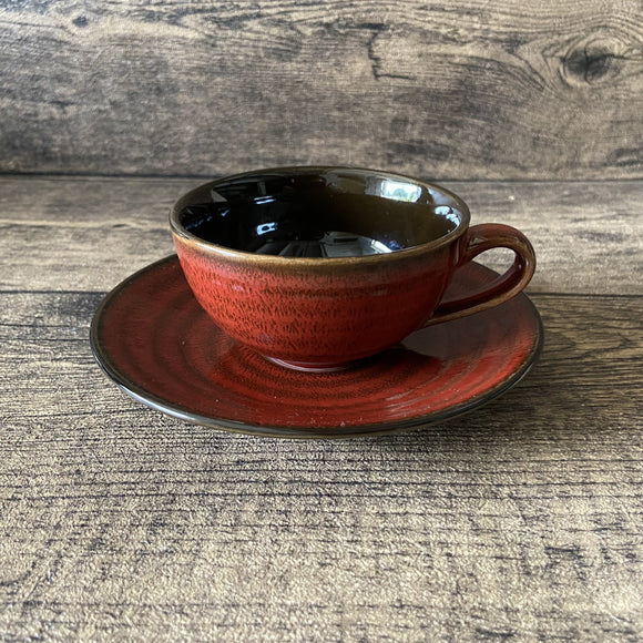 Grain - Coffee Cup and Saucer