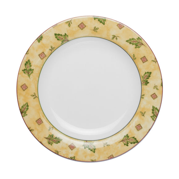 Antique Leaves Dinner Plate 27cm