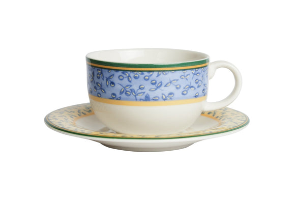 Hampshire Cup 300ml and Saucer 15cm