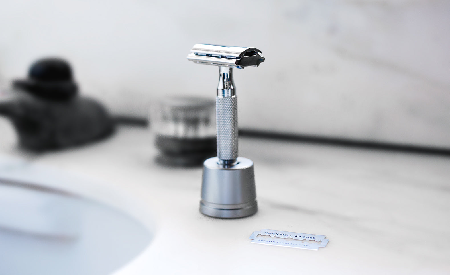 What is a Rockwell Razor?