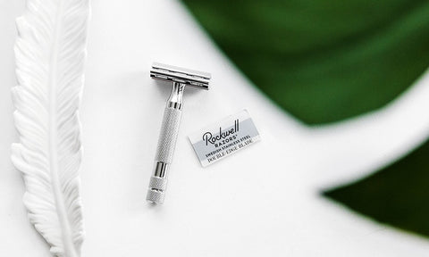 A Guide to Eco-Friendly Shaving | Plastic-Free Razors – Rockwell Razors