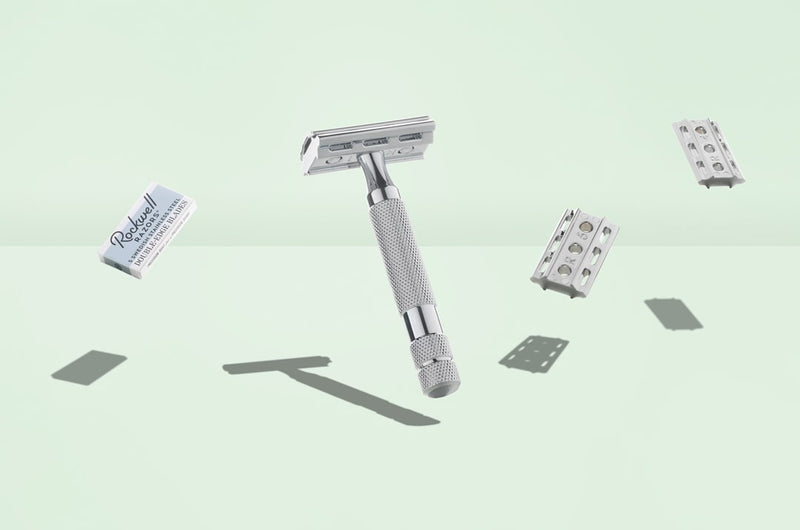 Rockwell Razors | Adjustable Double Edge Safety Razor Shaving