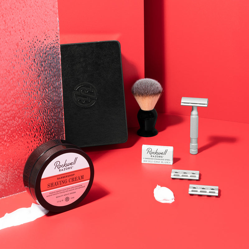 Rockwell 6S Shave Kit