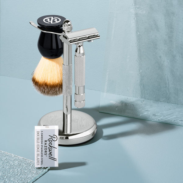 Rockwell Razors 3-Piece Shaving Set