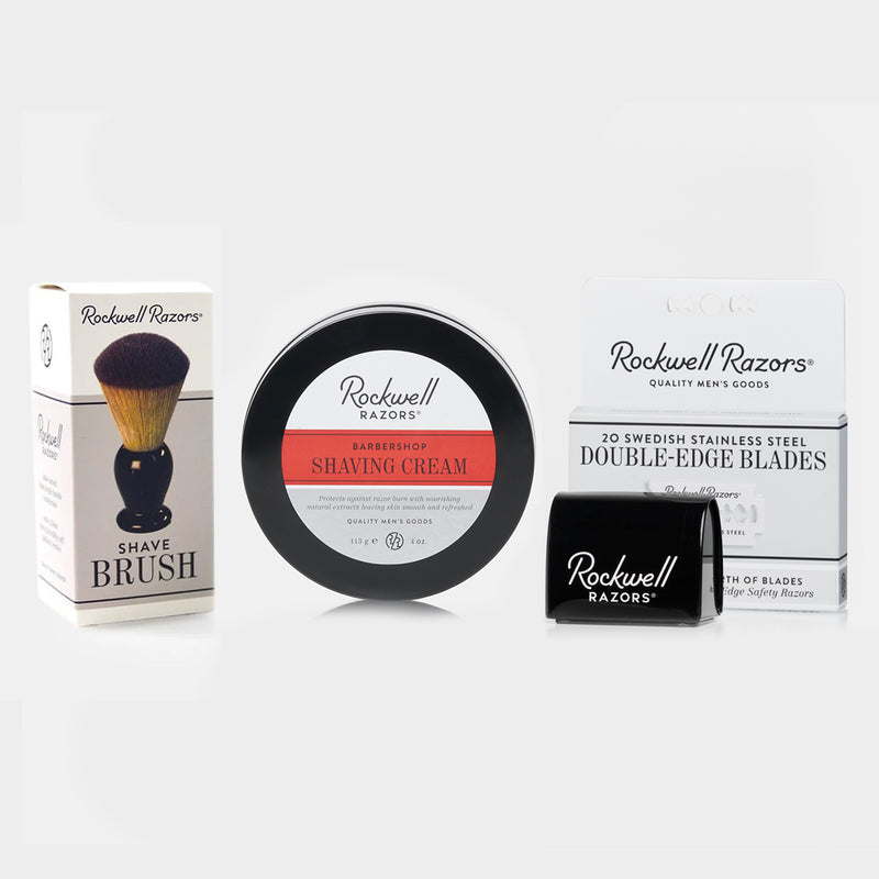 Rockwell Shave Essentials