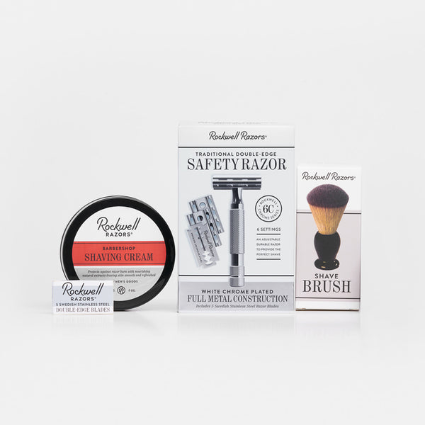 Rockwell 6C Shave Kit
