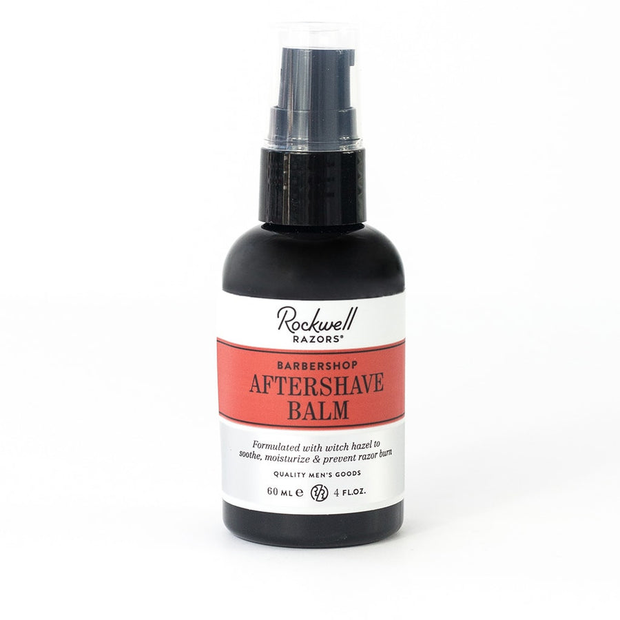 Rockwell Post-Shave Balm - Barbershop Scent 2oz