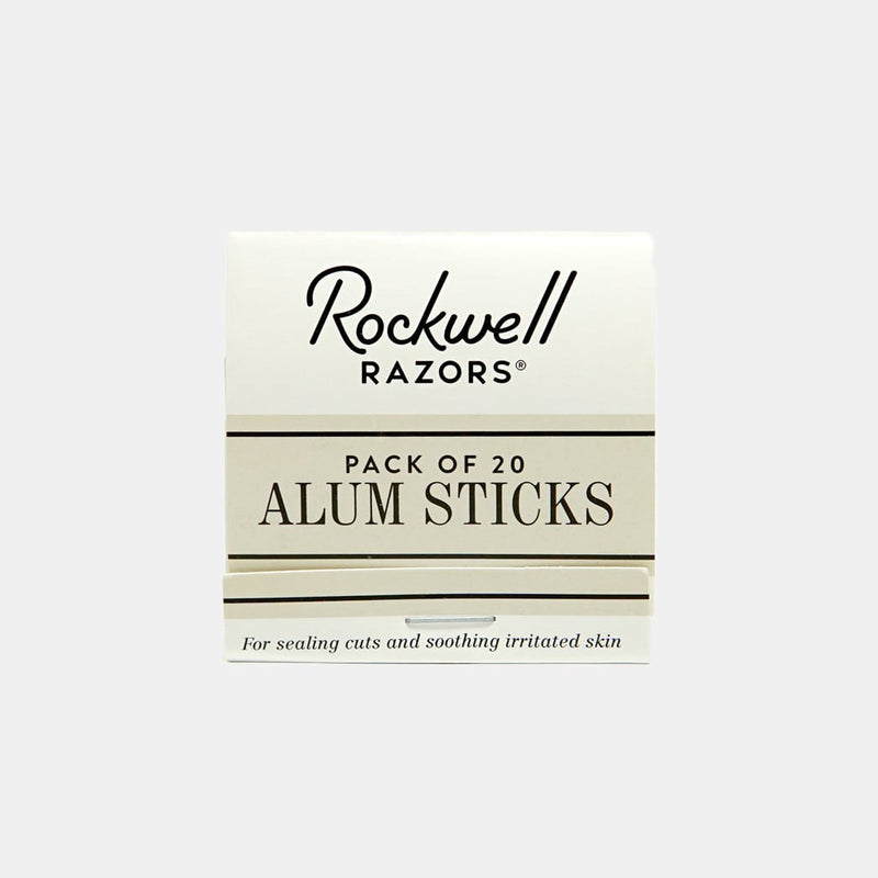 Rockwell Alum Sticks