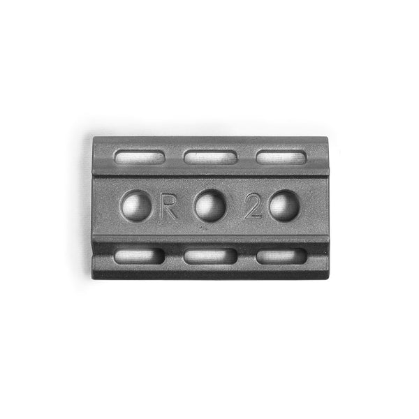 Rockwell 6S - Matte Stainless Steel - 2/4 Plate - , Rockwell Razors