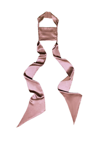 Designer Silk Scarf Face Covering