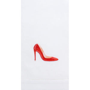 High Heel Hand Towel