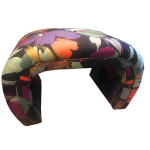 Deco Chair in Designer Fabric