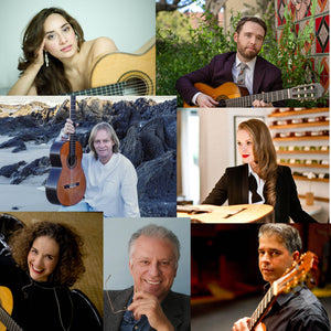 U.S. International Guitar Series Season 2021 is Here!